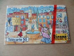 TELECARTE  NEUVE SOUS  BLISTER  50 U  RICORE  09/96  6000 EX - France