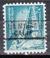 USA Precancel Vorausentwertung Preo, Locals California, La Mirada 729 - Vereinigte Staaten