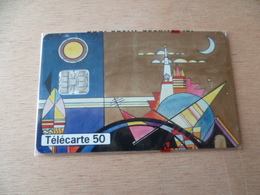 TELECARTE  NEUVE SOUS  BLISTER  50 U   KANDISKI  11/97  8000 EX - France