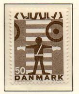 PIA - DANIMARCA -1970 : Prevenzione Stradale  - (Yv 500) - Denmark