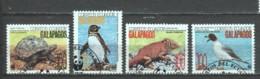 Ecuador Galapagos 1992 Mi 2207-2208-2209-2212 WWF - W.W.F.