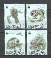 Estland 1994 Mi 229-232 WWF - W.W.F.