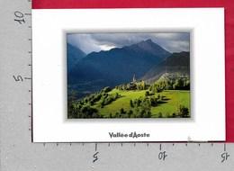 CARTOLINA VG ITALIA - SAINT NICOLAS (AO) - Panorama - 10 X 15 - ANN. 1997 - Italia