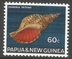 Papua New Guinea. 1968-69 Sea Shells. 60c MH SG 149 - Papua New Guinea