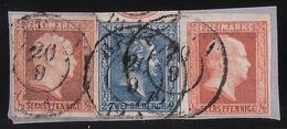 Mischfrankatur, (Mi. 420.- Für Lose)    , #a1719 - Preussen