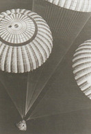 Postcard - The Night Sky - Apollo 17 Splashdown, December 1972 - Unused New - Postcards