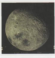 Postcard - The Night Sky - Far Side Of The Moon, Photo By Apollo 16 In 1972 - Unused New - Postcards