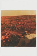 Postcard - The Night Sky - Mars From The Viking Lander, July 1976 - Unused New - Postcards
