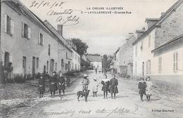LAVILLENEUVE - Grande Rue. - France
