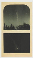 Postcard - The Night Sky - Two Comets C1862 - Unused New - Postcards