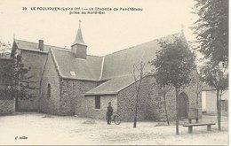 44  LE  POULIGUEN     LA  CHAPELLE   DE PENCHATEAU PRISE  AU  NORD EST - Le Pouliguen
