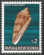 Papua New Guinea. 1968-69 Sea Shells. $2 MH SG 151 - Papua New Guinea