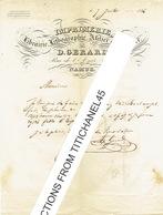 Lettre De 1846 NAMUR - D. GERARD - Imprimerie, Lithographie, Atelier De Reliure, Librairie - Non Classés