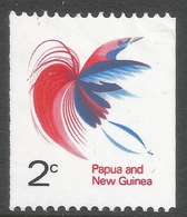 Papua New Guinea. 1969-71 Coil Stamps. 2c MH SG 162a - Papua New Guinea