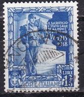 Regno D'Italia, 1938 - 1,25 Lire Proclamazione Dell'Impero - Nr.445 Usato° - 1900-44 Vittorio Emanuele III