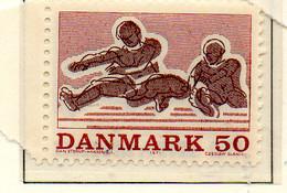 PIA - DANIMARCA -1971 : Sport  - (Yv  525-28) - Denmark