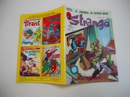 STRANGE EDITION LUG N°111 IRON MAN /// L'ARAIGNEE //// DAREDEVIL ///  TBE - Strange