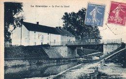[71] Saône Et Loire > Non Classés La Gravoine Le Pont Du Canal - France