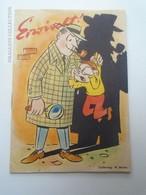 ZA168.11 Booklet Kommissar KNOLL- Erwischt - W.Moese- Lothar Paul - Dresden 1957 - Livres Pour Enfants