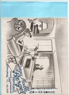 75 Paris : Berger Fabricant-  Vieux Papiers- Publicités- Catalogue Pour Sièges Et Meubles  Réf 5618 - Publicités