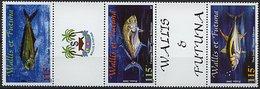 Wallis, N° 543 à N° 545** Y Et T - Wallis And Futuna