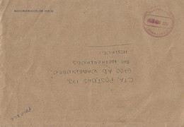 Zambia 2017 Choma Unfranked Postage Paid Cover - Zambia (1965-...)