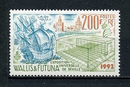 WALLIS FUTUNA 1992 N° 429 ** Neuf MNH Superbe C 5.80 € Expo Seville Bateaux Boats Ships - Wallis And Futuna