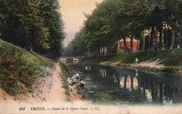 [10] Aube > Troyes Canal De La Haute Seine - Troyes