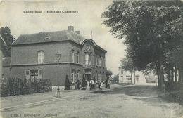 Kalmthout - Calmpthout: Hotel Des Chasseurs   ( Geschreven Met Zegels )    Uitg. Hotel   (  HOELEN 4298 ) - Kalmthout