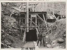 Romania - Petrosani - Coal Mining Railway - Photo 115x85mm - Lieux
