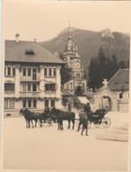 Romania - Brasov - Biserica Sfantul Nicolae - Carriage - Photo 80x110mm - Lieux