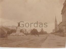 Romania - Arad - 1919 - Photo 80x110mm - Lieux
