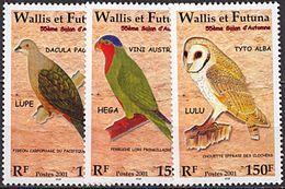 Wallis, N° 561 à N° 563** Y Et T - Wallis And Futuna