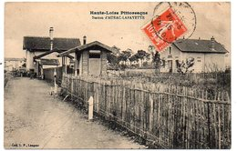 Station D'Aurac Lafayette - Andere Gemeenten