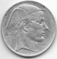 *belguim 50 Francs 1948 French Vf+ - 1945-1951: Régence