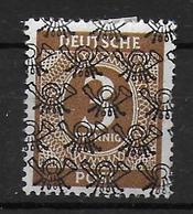 Deutschland Amerikanische Und Britische Zone 3 Pf II/II - Zone Anglo-Américaine