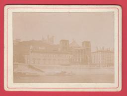 Photo De 1898 -LYON - St-Jean Et Fourvières - Format 95x70mm** 2 SCANS - Photos