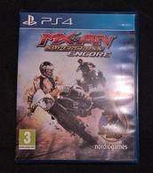 MXATV SUPERCROSS ENCORE - Sony PlayStation