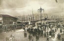TRAMS IN EMINONU 1926 (ref 4299) - Turquie