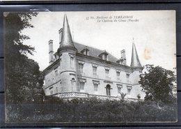 24- Terrasson-  Chateau Du Claux - France