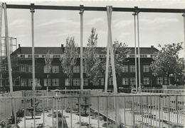 Meeuwen-Gruitrode  :   School  (  Geschreven Met Zegel   Formaat  15 X 10.5 Cm ) - Meeuwen-Gruitrode