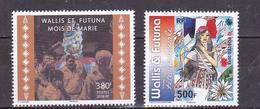 WALLIS ET FUTUNA 2018 MOIS DE MARIEFETE NATIONALE  MNH - Wallis And Futuna