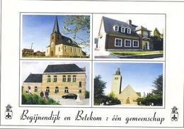 Begijnendijk - Betekom    (  Formaat  15 X 10.5 Cm ) - Begijnendijk