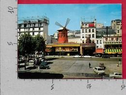 CARTOLINA VG FRANCIA - PARIS - Le Moulin Rouge - 10 X 15 - ANN. 1979 - Bar, Alberghi, Ristoranti