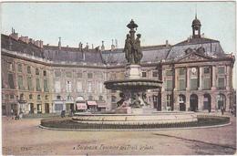 33 - BORDEAUX - Fontaine Des Trois Grâces - 1907 - Bordeaux