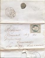 MARNE (49) LAC  De  SERMAIZE-S-SAULX  PC 2883  NAP  Pour TANCROU Par LIZY - 1849-1876: Klassik