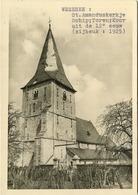 Wezeren  :   Kerk  :  Geschreven Met Zegel     (  Formaat  15 X 10.5 Cm ) - Landen