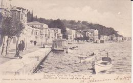 Bosphore- Quai De Buyukdéré - Turquie