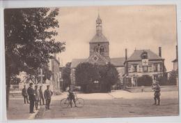 Feldpostkarte à Situer - Kirchbach Platz - Res.Feld. Lazarett 3 - Infirmerie Militaire - Postcards