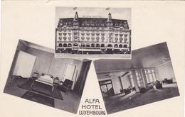 59/ Luxembourg-Gare, Alfa-Hotel - Luxembourg - Ville